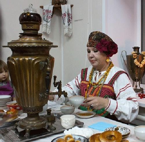 Samovar Russian Tea Culture